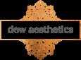 dew aesthetics logo