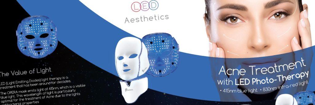 Opera LED Facemask